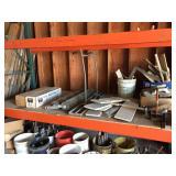 Plastci Sheeting & Misc Concrete Tools