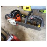 Pair of Chain Saws