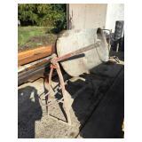 Portable Electric Concrete / Mortar Mixer