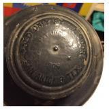 MK & T Railway Lantern