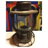 NC & St. L RWY Lantern