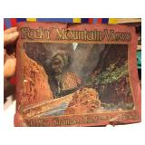 Rocky Mountain Views Book
