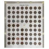 Lincoln Cents 1934-1958