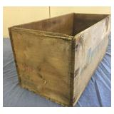 Armour Wooden Crate