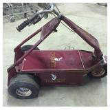 Vintage Champion Golf Car