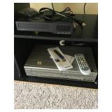 Two DVD players