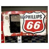 Phillips 66 Gas Pump Front