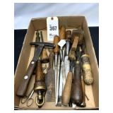 Winchester & Other Wood Chisels