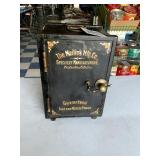 The Meilink Mfg. Co. Small Antique Safe