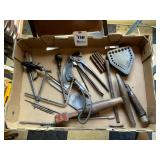 Box of Old Tools