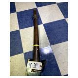 W.D. Allen Mfg Co. Large Brass Fire Nozzle