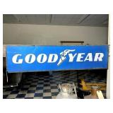 Goodyear Double-Sided Sign