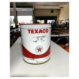 Texaco Transformer Oil Can, 5 gal