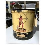 Archer Lubricants Bucket, 5 gal.