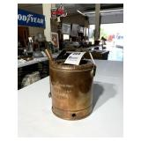 Copper SwingSpout Oil Can