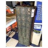 Bank of US Post Office Boxes, All Metal