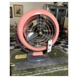 Vintage Vornado Pink Fan