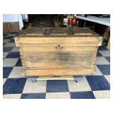 Antique Wooden Carpenter