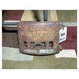 Winchester Capitol Cast Iron Door