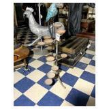 Cast Iron Saddle Maker