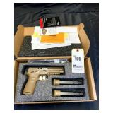 Sig Sauer P320 X Series M17 Commemorative Pistol