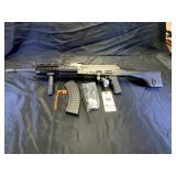 Inter Ordnance 7.62x39 cal., Semi Automatic Rifle