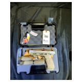 S&W M&P-M2.0 FDE 9mm Semi-Auto Pistol