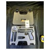 Taurus Tactical .45 ACP Semi-Auto Pistol