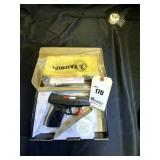 Taurus 740 Slim .40 S&W Semi-Auto Pistol