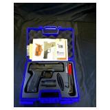 Sargun 9, 9mm Semi-Auto Pistol