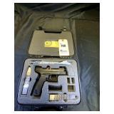 Springfield XDM .40 S&W Semi-Auto Pistol, 3.8