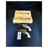 2 Cimmaron Fire Arms Frontier .45 Colt Revolvers
