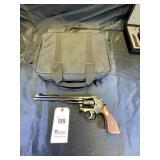 S&W .22 Rimfire 48-4 Magnum Revolver,