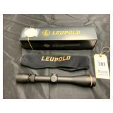 Leupold VX-3i, 3.5-10x40 Power Scope