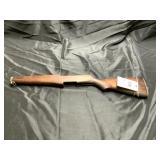 Used M1 Garand Stock, No Cracks,