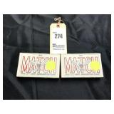 2 Boxes of 7.62 mm Nato Match Bullets