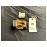 3 - 7 Round M1 Garand Clips w/ Loaded Ammo