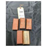 5 - M1 Carbine Magazines Made By Winchester