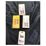 3 Boxes of 300 Savage Loaded Cartridges