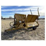 Haybuster Bale Processor - Left Hand Delivery