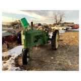 John Deere B Tractor,