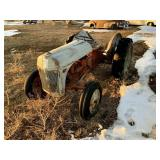 Ford Tractor, WF, 3 Pt., 540 PTO