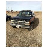 1992 Chevrolet 2500 4WD Pickup