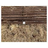 11 - 20 ft. Cont. Fence Panels,