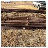 10 - 20 ft. Continuous Fence Panels