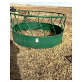 Round Bale Feeder with Bottom Ring