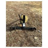 3 Pt. Bale Spinner, Hyd. Motor, Works