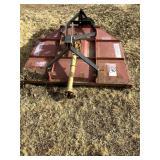 IH 5 FT. Rotary Mower,