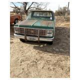 1980 Chevrolet Scottsdale 10 Pickup