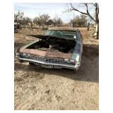 1968 Chevrolet 327 Impala
